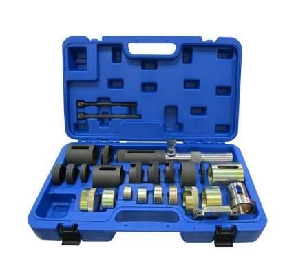 Набор оправок для монтажа сайлентблоков BMW, гидравлический, кейс 26 пр. 110-23026C МАСТАК