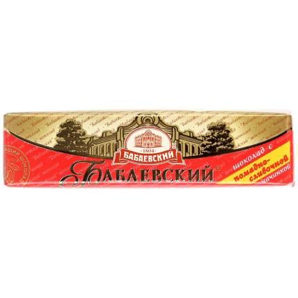 Шоколадный батончик Бабаевский с помадно-сливочной начинкой 50 г