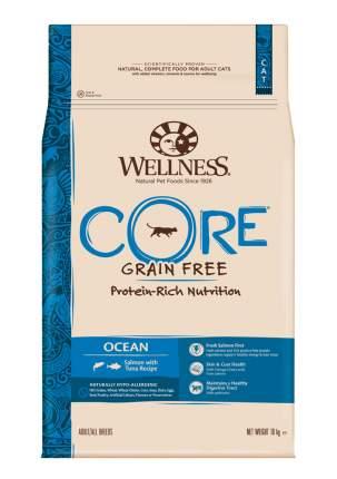 Сухой корм Wellness CORE Лосось с тунцом для кошек 10 кг