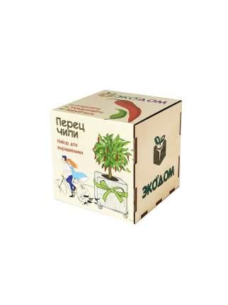 Подарочный набор для выращивания Перец чили