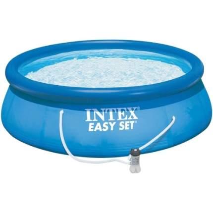 Бассейн надувной INTEX Easy Set Pool 28132