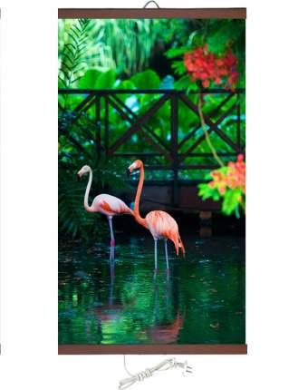 Инфракрасный обогреватель Тепло крыма Розовый Фламинго 400Вт (ЭО 448/2) (К)