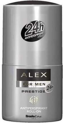 Шариковый дезодорант для мужчин Alex Prestige, 50 мл