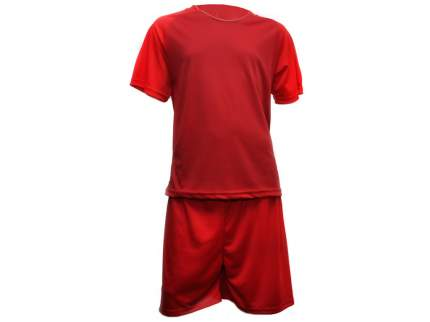 Форма футбольная. Цвет красный. Размер 40. Материал: полиэстер. F-СН-40# EU-34#