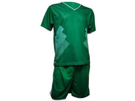 Форма футбольная. Цвет зелёный. Размер 52. Материал: полиэстер. F-MX-52# EU-46#