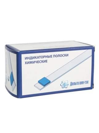 Индикаторные полоски ДХЦ 100 тестов на хлорные таблетки
