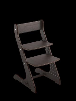 Детский растущий стул Конёк Горбунёк Стандарт, цвет Венге