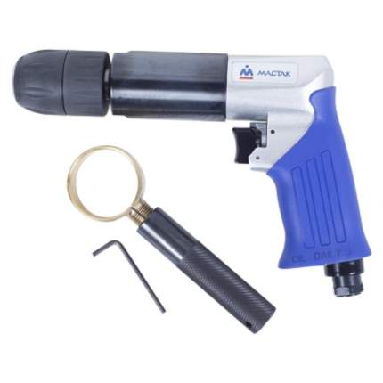 Дрель пневматическая Мастак 13 мм, 800 об/мин, реверс 630-40800