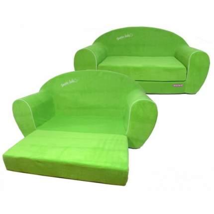 Диван Кипрей Игровой Happy Babby Зелёный