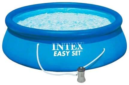 Надувной бассейн Intex Easy Set 28142 396x396x84 см