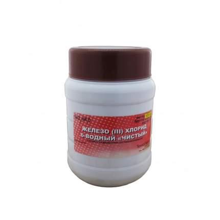 Хлорное железо 6-водное СмолТехноХим 500г