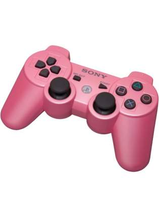 Геймпад NN для Sony PlayStation DualShock 3 Pink