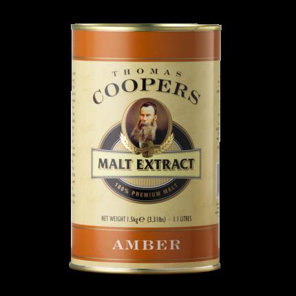 Экстракт Coopers Amber Malt солодовый 1.5 кг