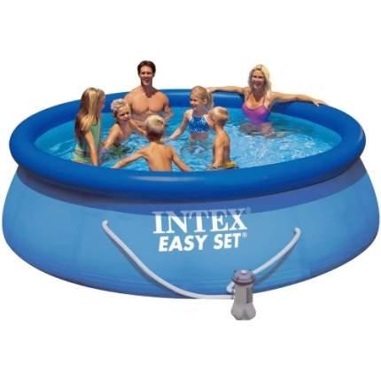 Бассейн надувной INTEX Easy Set Pool 28122