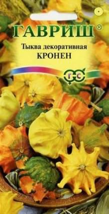 Семена декоративных овощей Гавриш Тыква декоративная Кронен звездчатая смесь 0,5 г