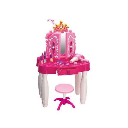 Детское игрушечное трюмо Beauty 661-21 со стульчиком, с музыкой