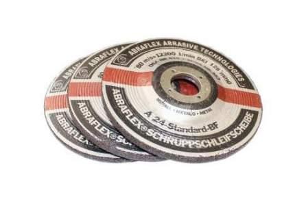 Круг зачистной ABRAFLEX 115х2.5х22мм
