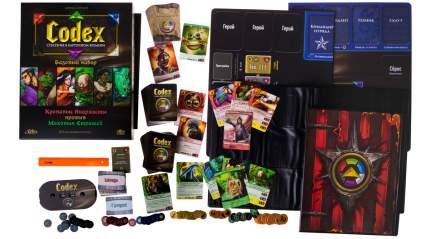 Карточная игра Gaga Games Codex базовый набор, на русском