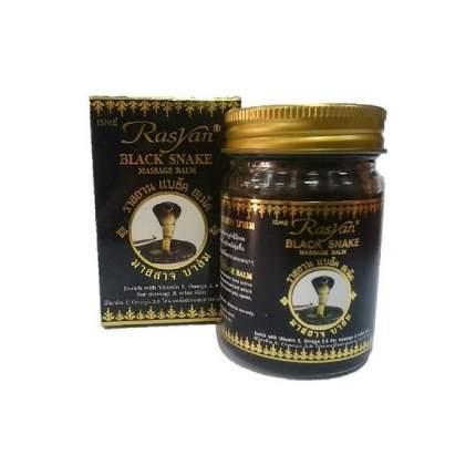 Средство для тела Rasyan Black Snake Massage Balm 50 мл