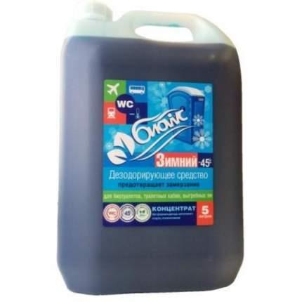 Жидкость для биотуалета БИОwc зимний 5 л