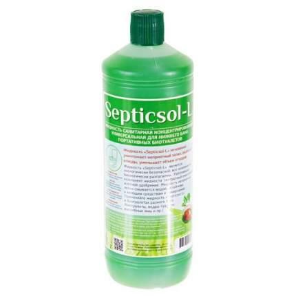 Жидкость для биотуалета Septicol П0000015016 для нижнего бака