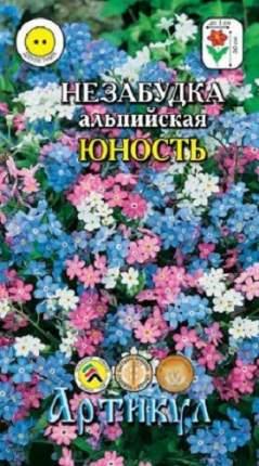 Семена цветов Артикул Незабудка альпийская Юность смесь двулетник 0,1 г