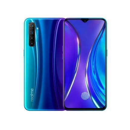 Смартфон Realme XT 8+128Gb Blue (RMX1921)