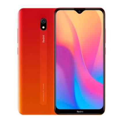 Смартфон Xiaomi Redmi 8A 32Gb Sunset Red