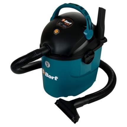 Строительный пылесос для сухой и влажной уборки BORT BSS-1010