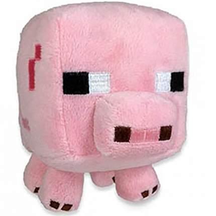 Мягкая игрушка Minecraft Baby pig Поросенок 18см