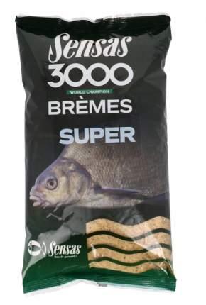 "Прикормка ""Sensas 3000 Super Bremes"", 1 кг"
