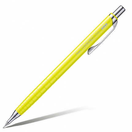 Карандаш механический Pentel Orenz желтый корпус 0,3мм