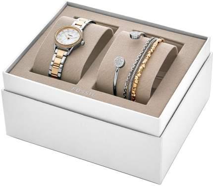 Наручные часы кварцевые женские Fossil BQ3298SET