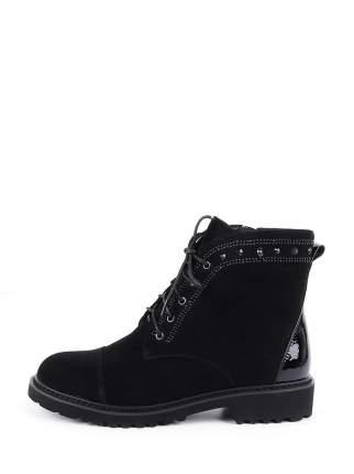 Ботинки женские Lazzaro R4 черные 37 RU