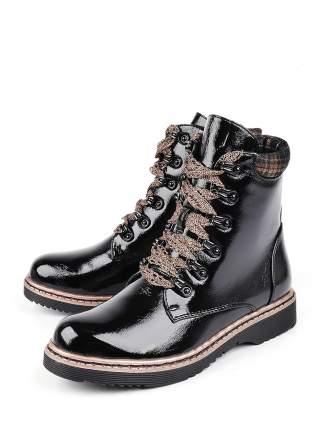 Ботинки женские Betsy 998013 черные 36 RU