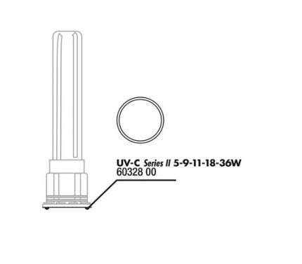 Прокладка кварцевого кожуха JBL O-Ring для UV-C стерилизаторов 5/9/11/18/36 ватт