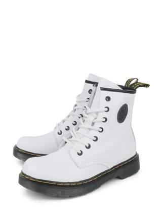 Ботинки женские BERTEN 8011 белые 36 RU