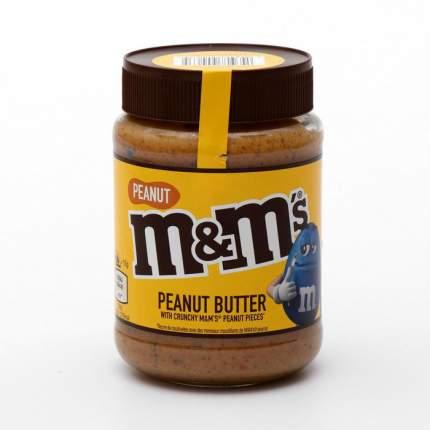 Арахисовая паста M&M's Peanut butter 320 гр.