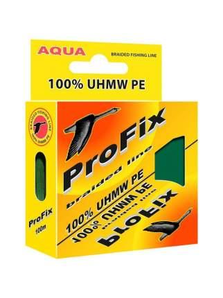 Плетеный шнур ProFix Dark Green 100 m