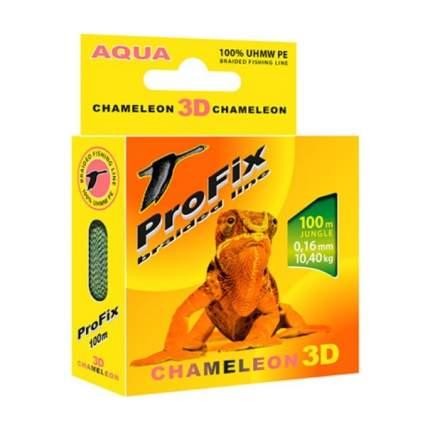 Плетеный шнур ProFix Chameleon 3D Jungle 100 m