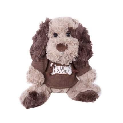 Мягкая игрушка Fluffy Family Пес Костик, 18 см