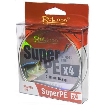 Леска плетеная Super PE 4x 135m gray