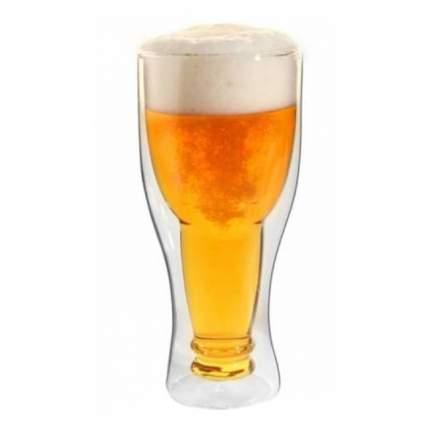 Бокал с двойными стенками «Пивная бутылка» (280 мл) NoBrand