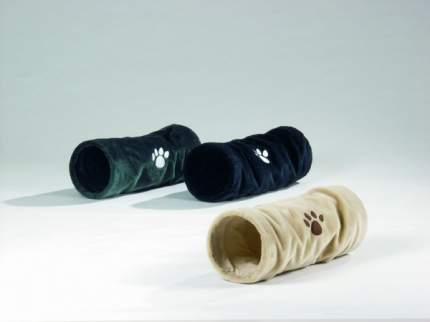 Тоннель для кошек и хорьков I.P.T.S.Crispy, 22х60 см, плюш, в ассортименте