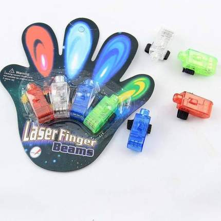 Лазер на палец Amscan Диско, 4 шт.