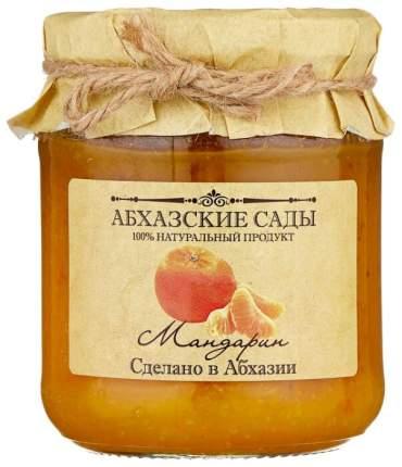 Джем мандарин Абхазские сады эко 300 г
