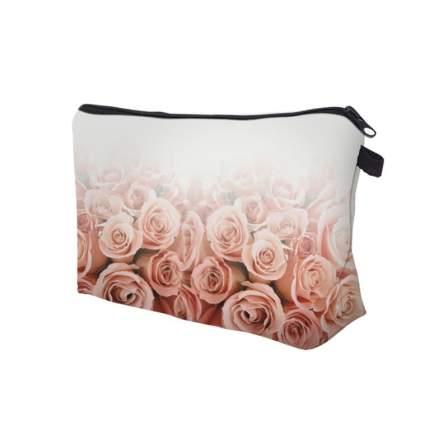 Косметичка Homsu Shadow Roses, 20х14х4 мультицвет