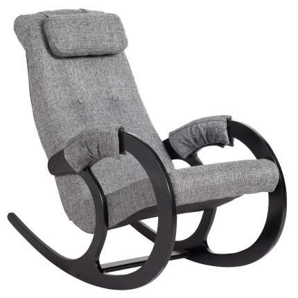 Кресло-качалка Блюз Экоткань Grey