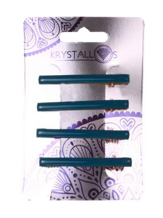 Заколка для волос Krystallos, 4 шт