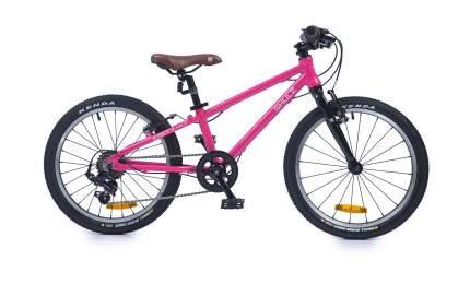 """Детский велосипед Shulz Bubble 20"""" Race 2020 розовый"""